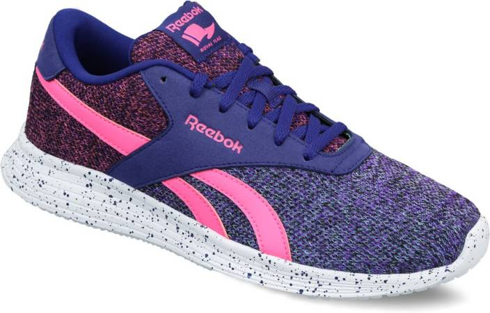 cheap for discount 75c6f 1a98a REEBOK REEBOK ROYAL EC RIDE FS Running Shoes For Women (Multicolor)
