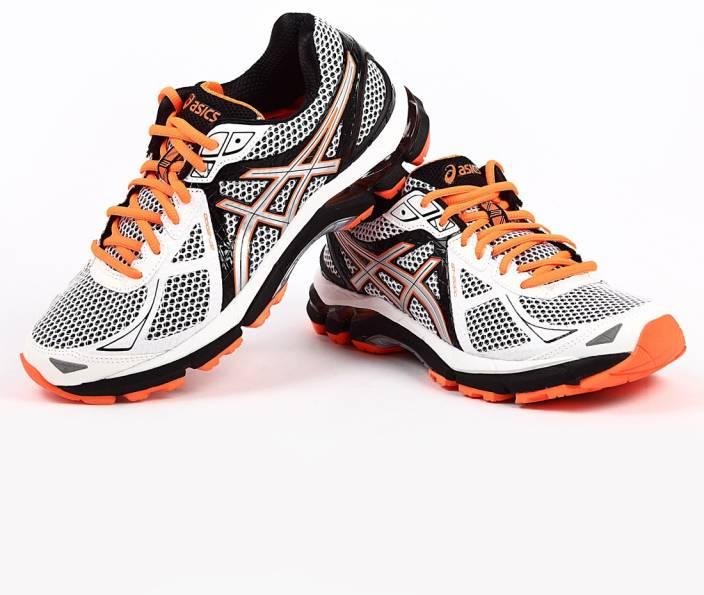 Asics Gt-2000 3 Men Running Shoes For Men - Buy White   Silver ... 84b7a2b4a65