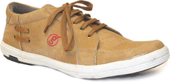 Guava Tan Casual Shoes For Men