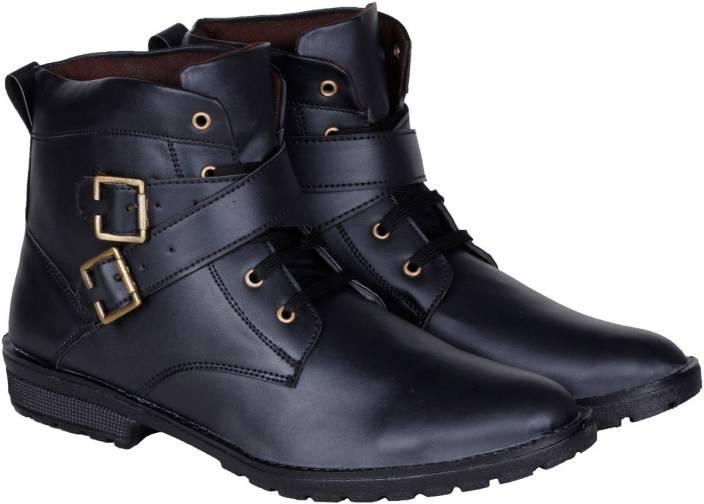 Kraasa HeatBeat Boots For Men