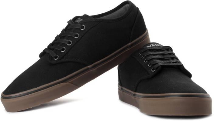 Vans Shoe Coffee Color