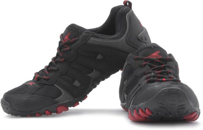 ad814c15783259 Power by Bata PLAZMA INA115 Outdoors Shoes For Men - Buy Black Color ...