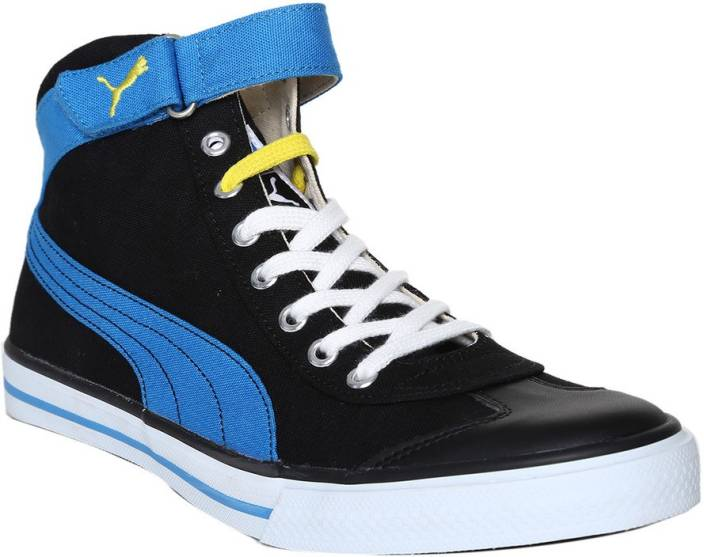 cheap for discount bc832 021e6 Puma 917 Mid 3.0 DP Casuals For Men (Black)