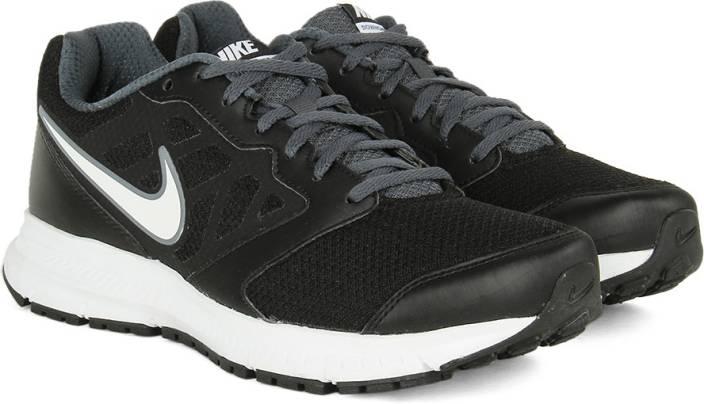 the latest 66232 7c0e5 Nike DOWNSHIFTER 6 MSL Men Running Shoes For Men (Black, Grey, White)