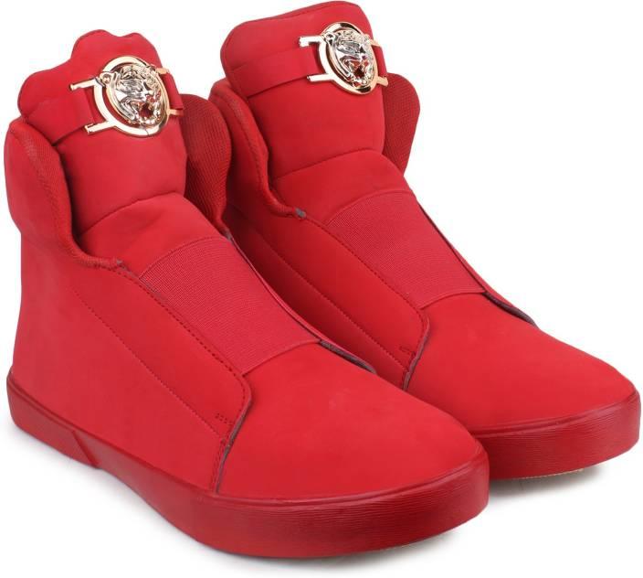ef85dd2cfb456 Jynx hip hop Sneakers For Men - Buy red Color Jynx hip hop Sneakers ...
