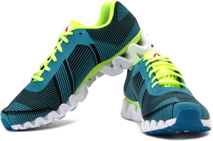 bad50cfb6837 REEBOK Zigtech 3.0 Energy Running Shoes For Men - Buy Blue