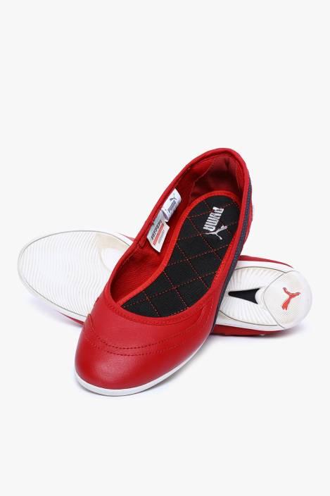 743e1e753df Puma Ferrari La Ballerina Sf Motorsport Shoes For Women - Buy ...