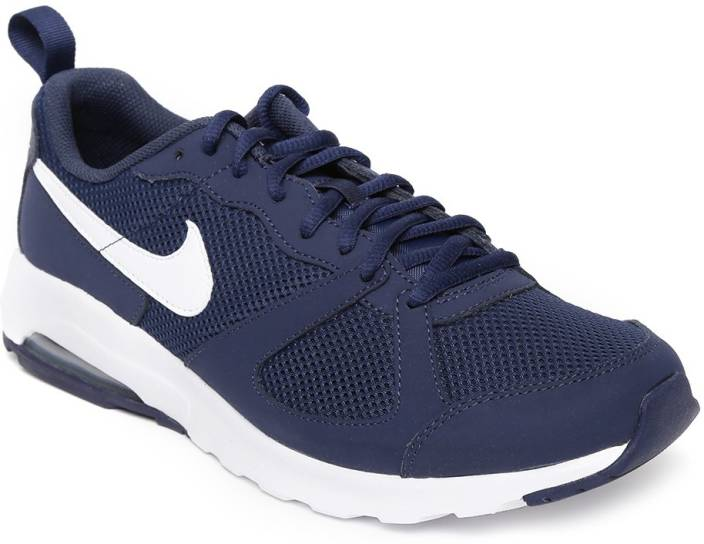 Nike Air Max Muse Sneakers For Men - Buy MIDNIGHT NAVY WHITE Color ... cca204252