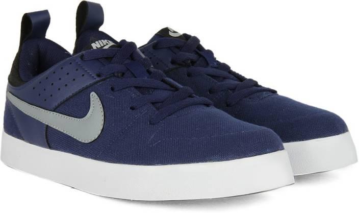 new concept d4555 da1b7 Nike LITEFORCE III Men Sneakers For Men (Black, Blue, White)