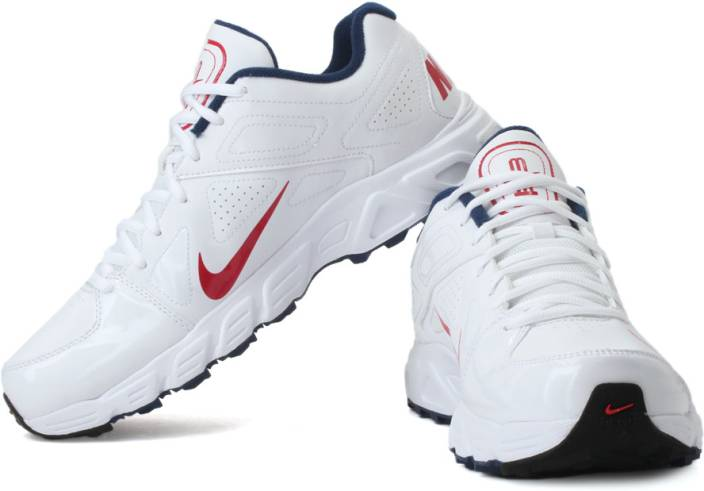 0db9b1e2737661 Nike Potential Cricket Shoes For Men - Buy White Color Nike ...