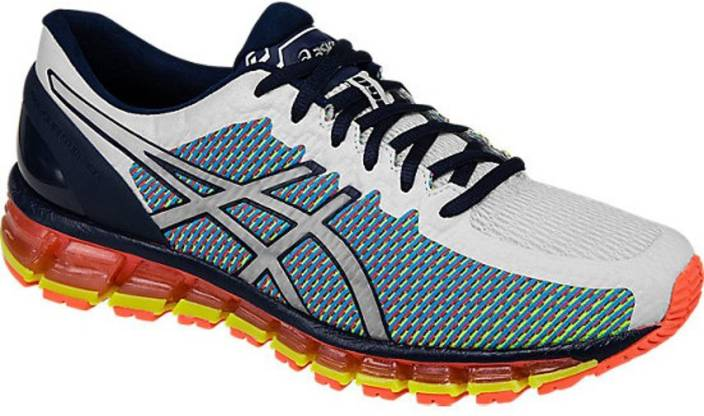 554204bd6 Asics Gel-Quantum 360 2 Men Running Shoes For Men - Buy White