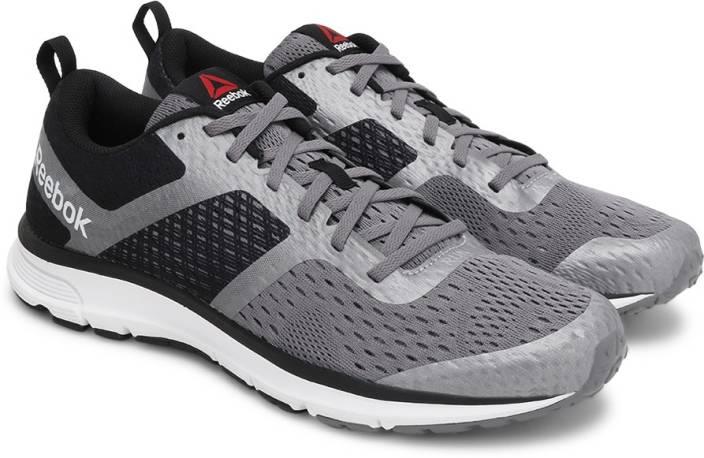 095020330fa REEBOK ONE DISTANCE Running Shoes For Men - Buy SHARK BLACK WHITE ...
