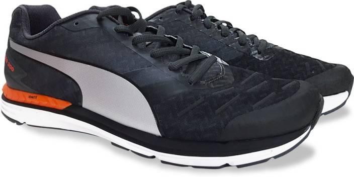 38d12b7379a Puma Speed 300 IGNITE Running Shoes For Men - Buy black-asphalt-puma ...