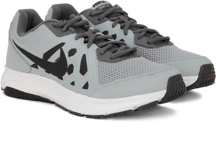 premium selection eb78c c2282 Nike DART 11 MSL Men Running Shoes For Men (Grey, Blue, White)