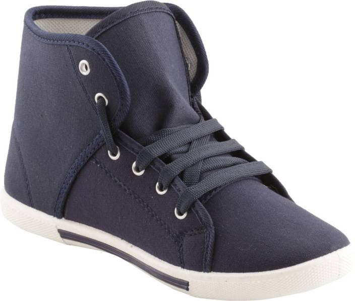 4adfbb95dc4e Corpus Highneck Casual Shoes For Men - Buy Blue Color Corpus ...