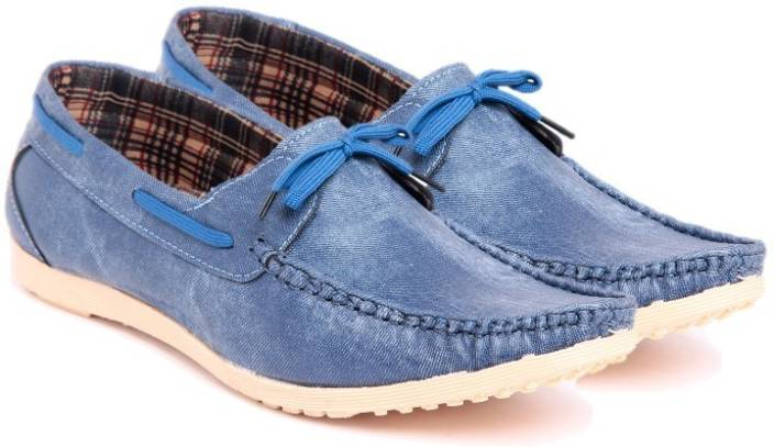 Foot n Style FS271A Boat Shoes For Men