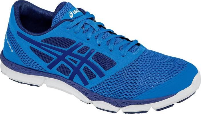 1ca11cf223659 Asics 33-Dfa 2 Men Running Shoes For Men - Buy Methyl Blue, White ...