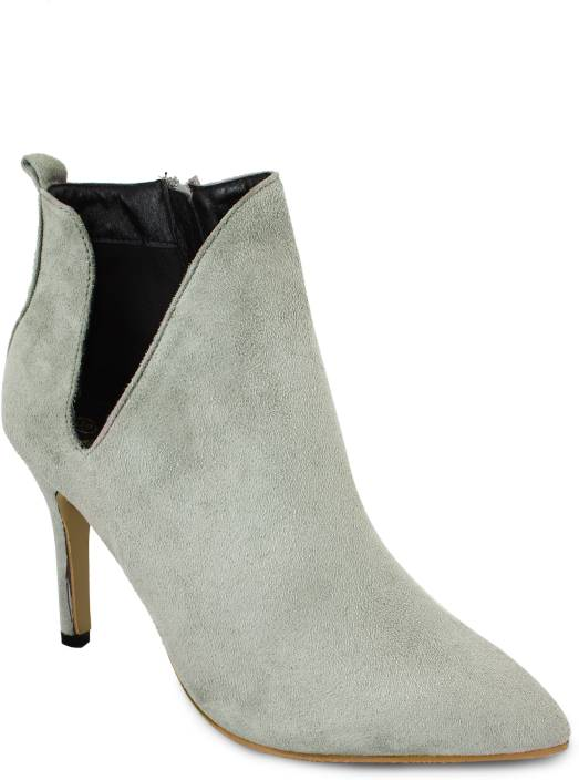 20 Dresses Cut The Ankle Boots For Women