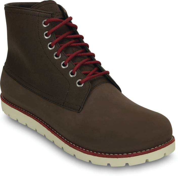 664f236e31c7 Crocs Cobbler 2.0 Boot M Boots For Men - Buy Brown Color Crocs ...