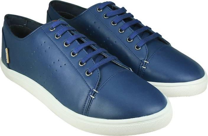 U.S. Polo Assn Casual Lace Up Canvas Shoes For Men
