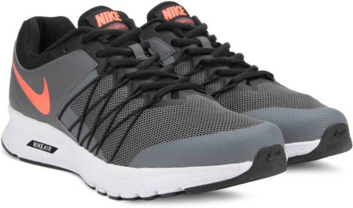 4cbb7e730909 Nike AIR RELENTLESS 6 MSL Running Shoes For Men - Buy DARK GREY ...