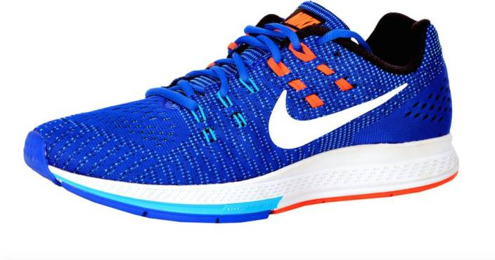 quality design 732ff f5f08 Nike Air Zoom Structure 19 Running Shoes For Men (Blue)
