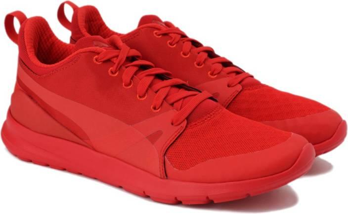 Puma Duplex Evo Rise Sneakers For Men - Buy Red Blast Color Puma ... 066bd440b