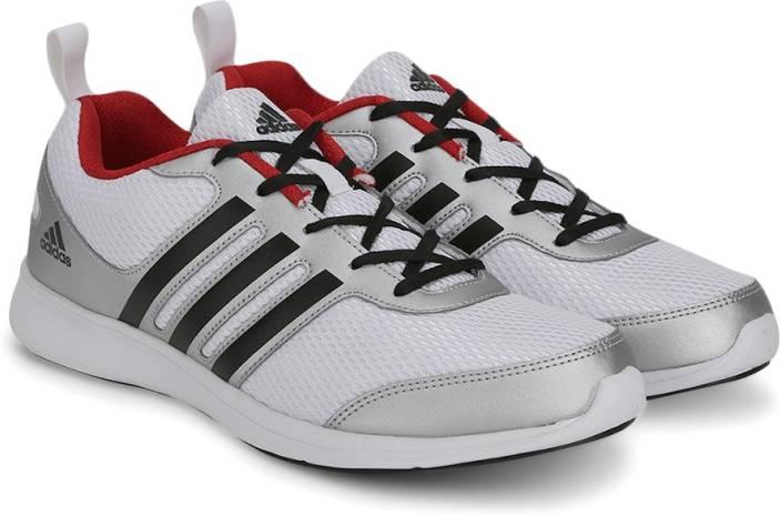 ADIDAS YKING M Running Shoes For Men - Buy SILVMT FTWWHT CBLACK ... 3d40d772c