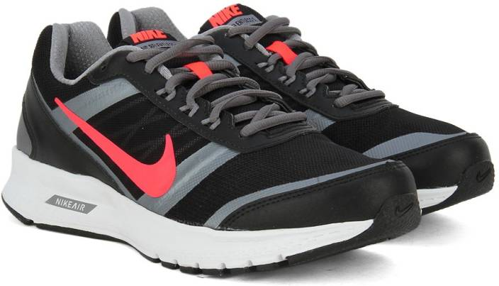 Nike AIR RELENTLESS 5 MSL Men Running Shoes For Men - Buy BLACK ... 7aabb9fbd