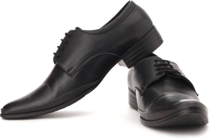Provogue Lace Up Formal Shoes