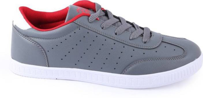 Flying Machine Synthetic Leather Sneakers For Men