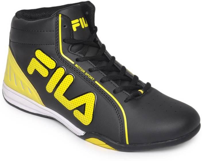 0848e49949 Fila Motorsport Shoes For Men - Buy Black Color Fila Motorsport ...