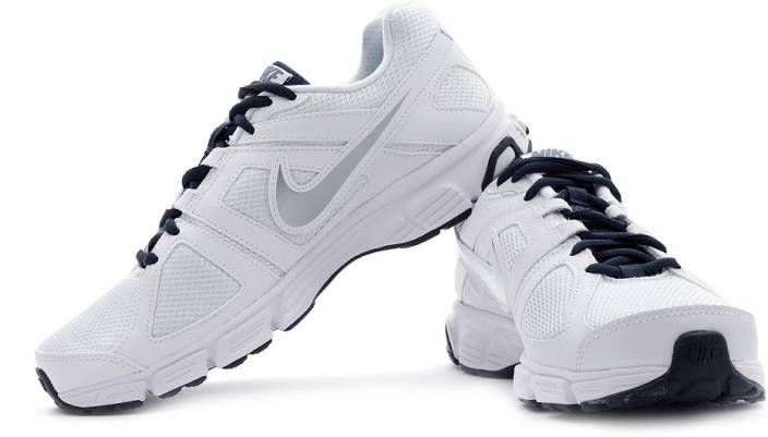 Nike Downshifter 5 Msl Running Shoes For Men - Buy White 6896bde87381
