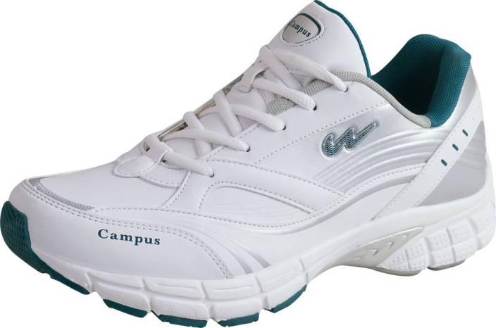 Campus Blaze Running Shoes For Men Buy White Color Campus Blaze
