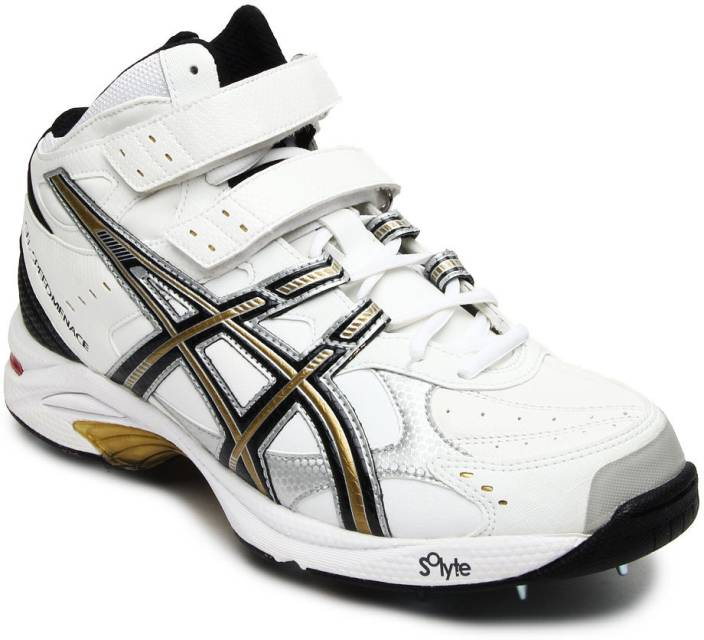 Asics Gel Speed Menace Hi Men Cricket Shoes For Men