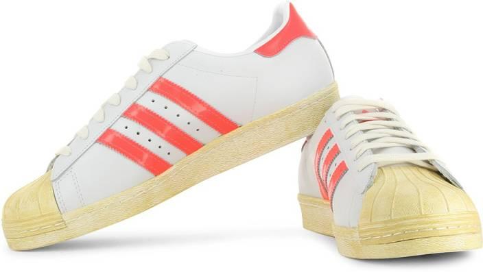 6d8cf4b4bc ADIDAS ORIGINALS Superstar 80S Sneakers For Men - Buy Neowhi, Redzes ...