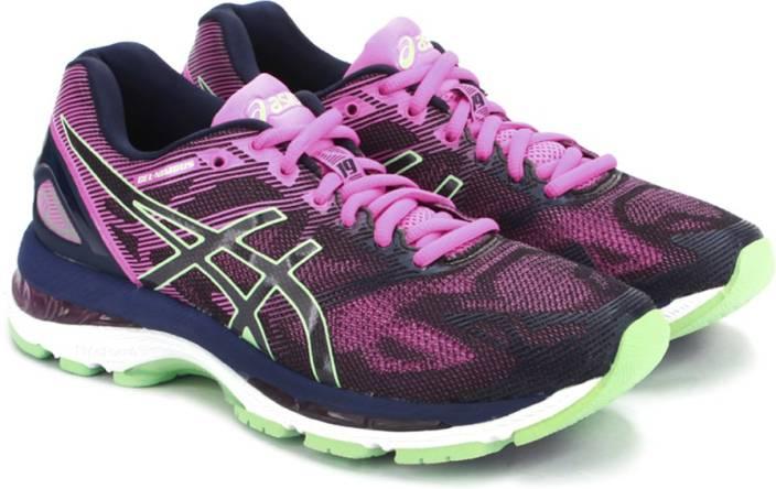 77260e1a235b Asics GEL-NIMBUS 19 Sports Shoe For Women (Blue