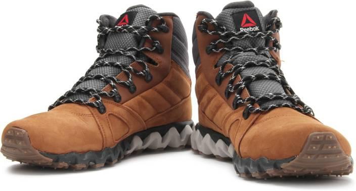c748a918577669 REEBOK Zignano Retro Trek Trekking Shoes For Men - Buy Ginger ...