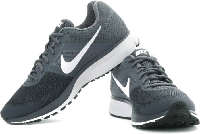 new concept 64dec 346f3 Nike Air Pegasus 30 Running Shoes For Men (White, Blue, Grey)