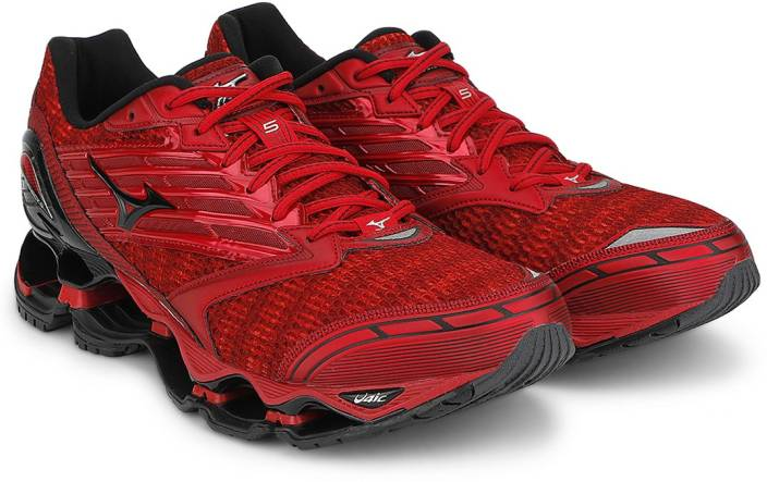 fcd0c75ee326 Mizuno Wave Prophecy 5 Running Shoes For Men - Buy Chinese Red ...