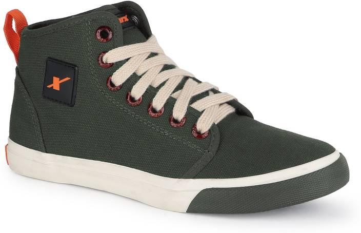 Sparx 233 Canvas Shoes For Men