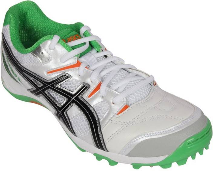 Buy It Men's Asics White Cricket Shoes