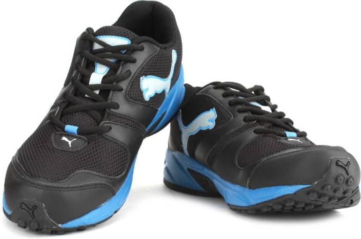 YDVDX puma running shoes black ,puma shoes store