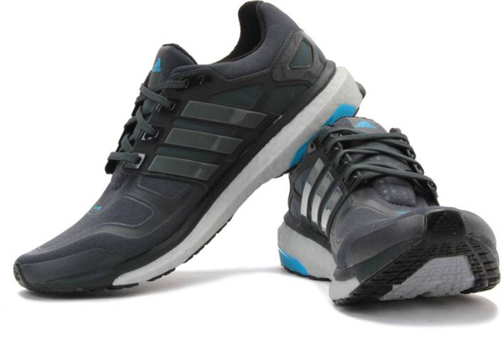 976480ee0ef ADIDAS Energy Boost 2 M Running Shoes For Men - Buy Grey Color ...
