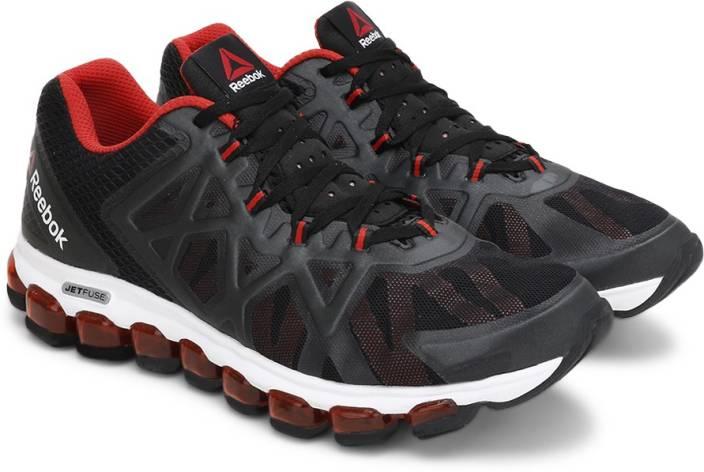 8b7d5515a76e6 REEBOK ZJET BURST Running Shoes For Men - Buy BLACK RED WHITE Color ...