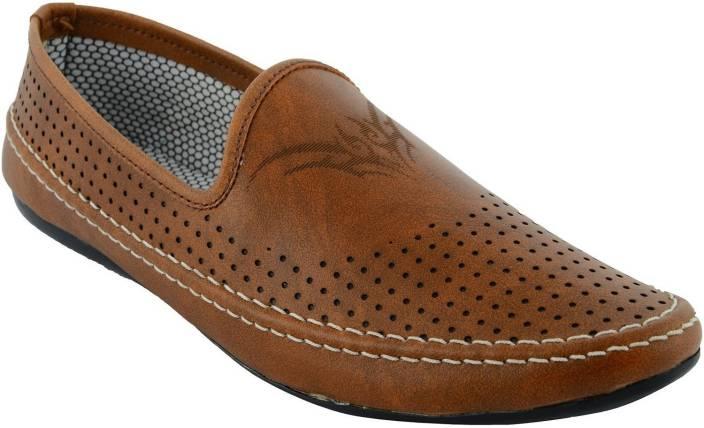 Vogue Stack Loafers For Men