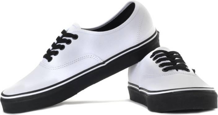 778017a28c75d6 Vans Authentic Sneakers For Men - Buy (Black Sole) True Color Vans ...