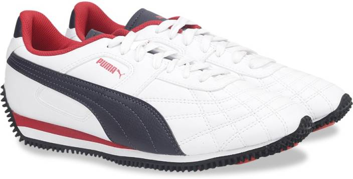 c6469a65ef3 Puma Mexico DP Sneakers For Men - Buy Puma White-Peacoat-Barbados ...