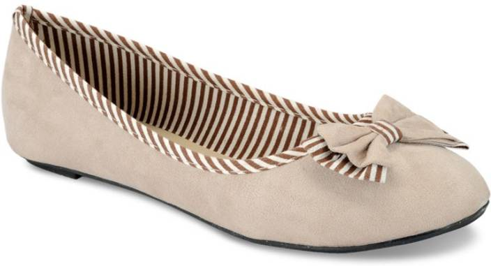 Yepme Beige Bellies For Women