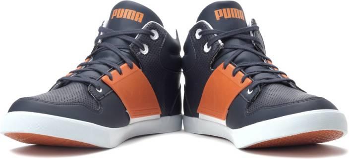 c88507f72af4 Puma El Ace 2 Mid PN Ind. Mid Ankle Sneakers For Men - Buy 01